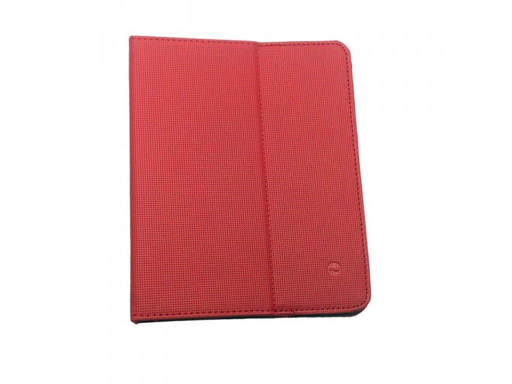 15263 6 Solight univerzalne puzdro dosky z polyuretánu pre tablet alebo cítacku 8 cervene