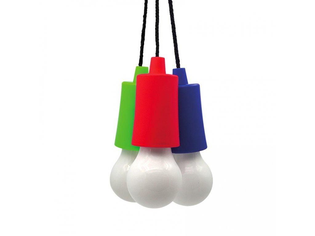 15113 3 Solight LED svietidlo žiarovky 1w 50lm 3 x aaa display box