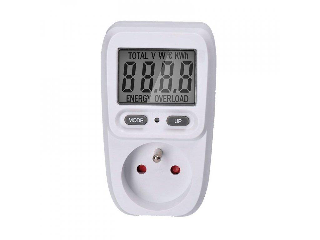 15353 2 Solight digitálny merač spotreby el energie