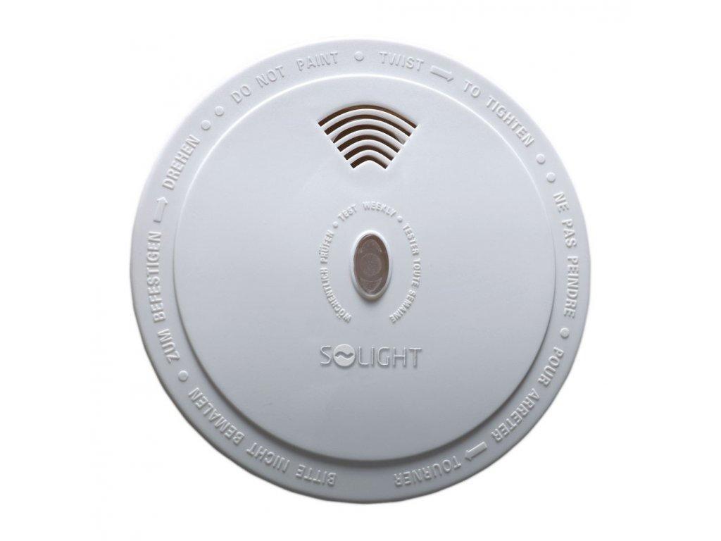 15080 2 Solight detektor spalín čo 85dB bili