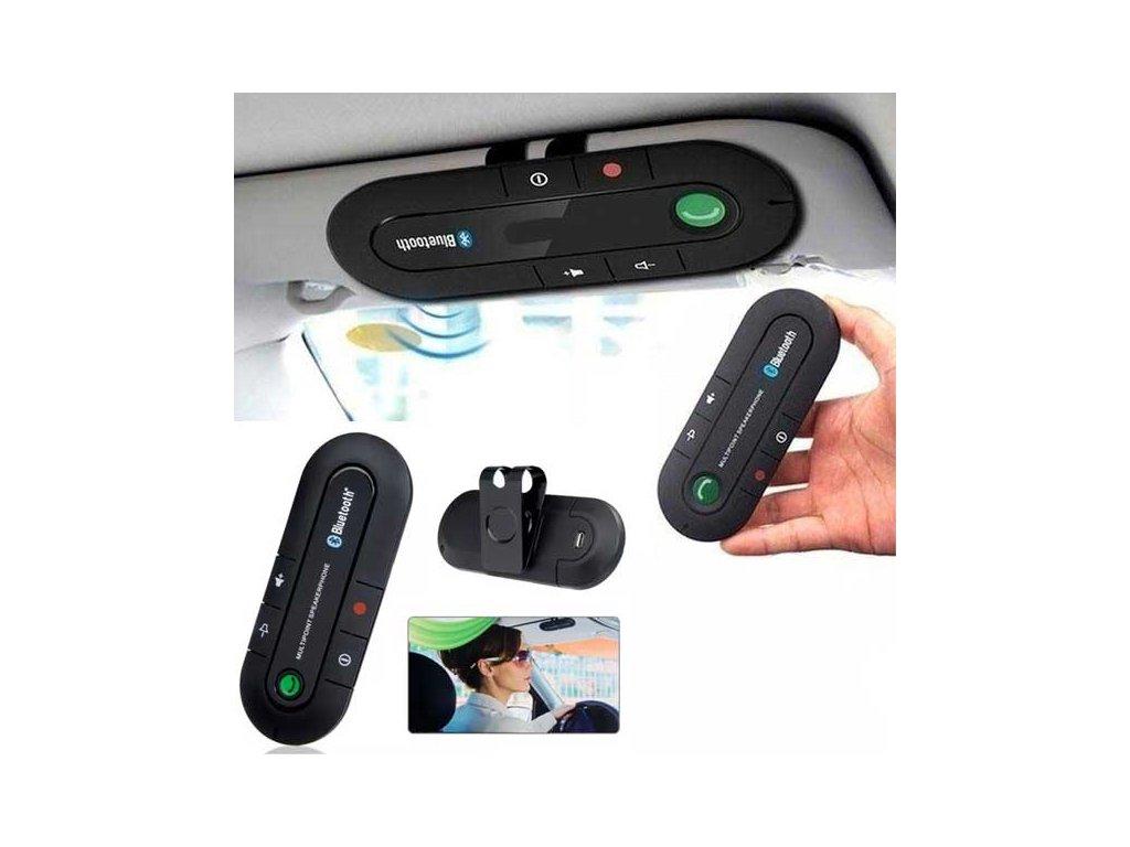 Car Kit Bluetooth Handsfree Aigital Speaker Wireless Car Kit Mini Sun Visor For Hands free Call