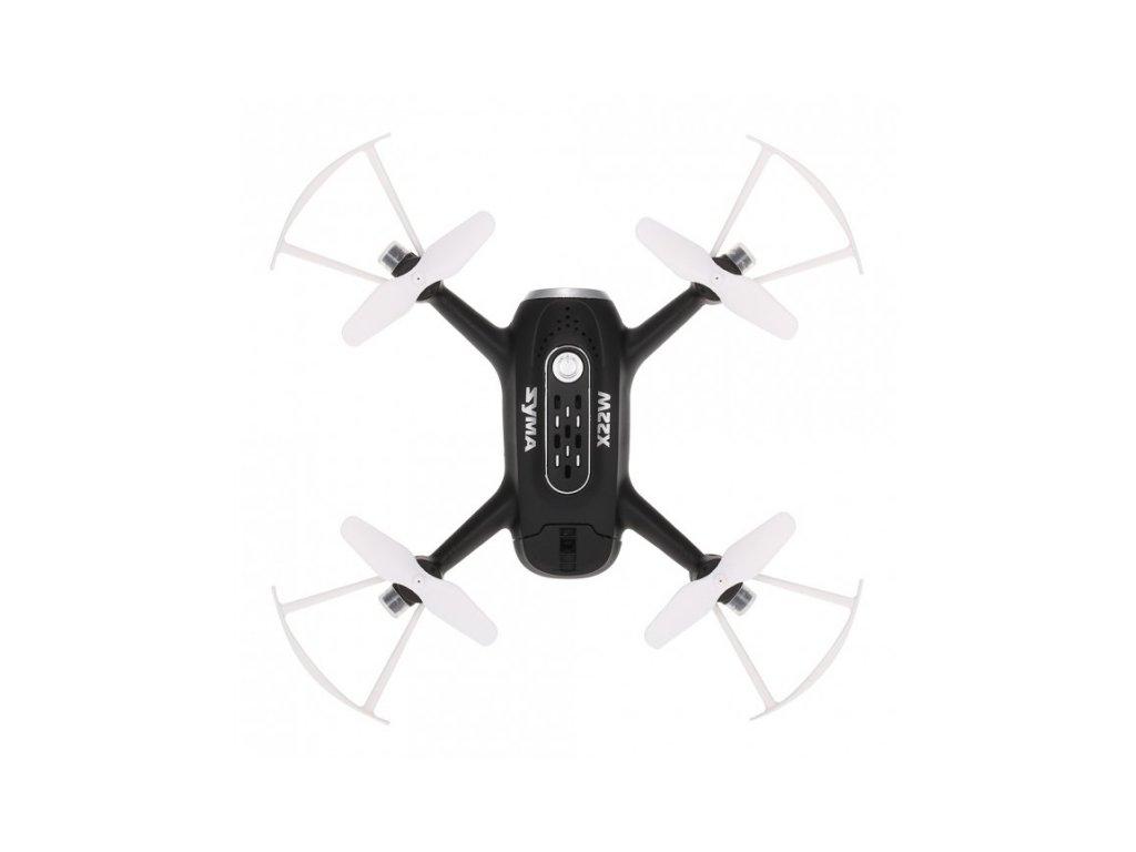 Syma-X22W --- FPV-dron-s-autostart-a-pristátím-na-Deminas