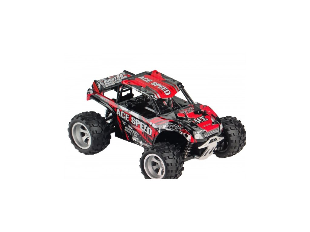 Monster-Truck-ACE-SPEED-1: 18, -4WD-na-Deminas