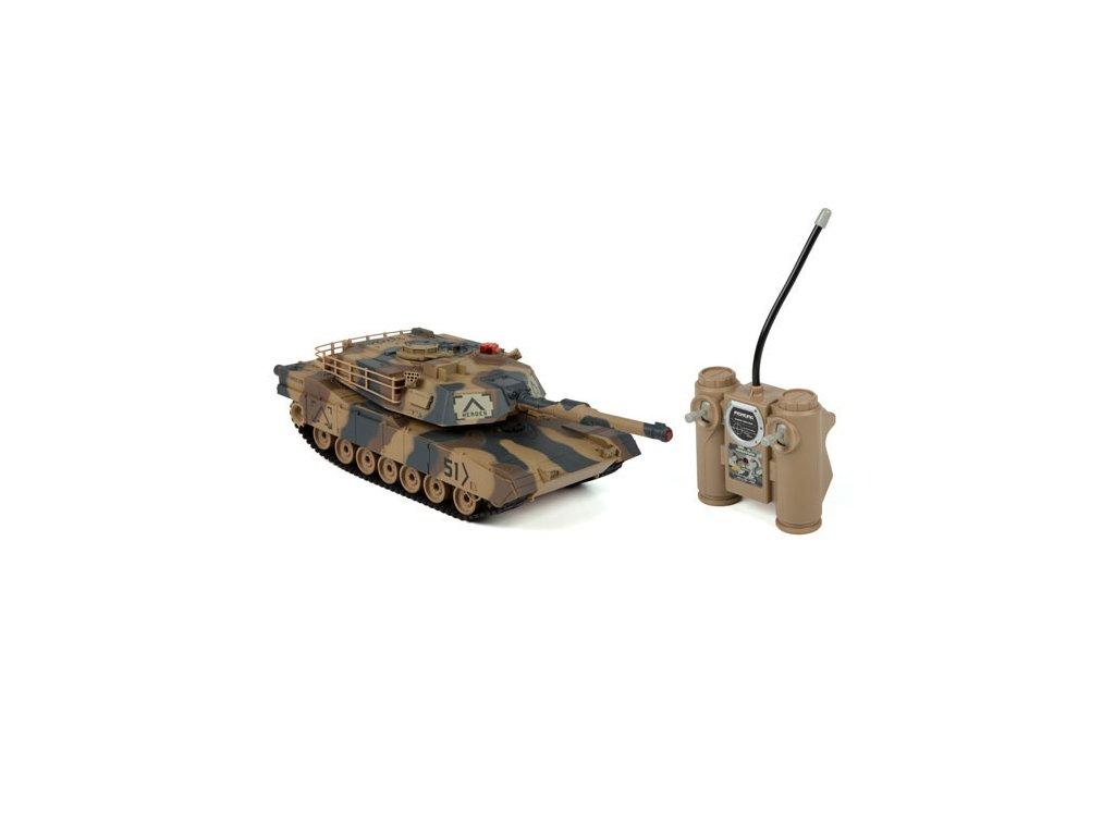 Abrams-1 / 24-2,4Ghz --- infra-strely-na-Deminas