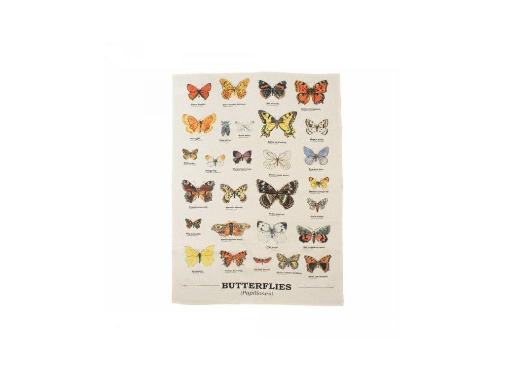 12683 utierka s motýľom