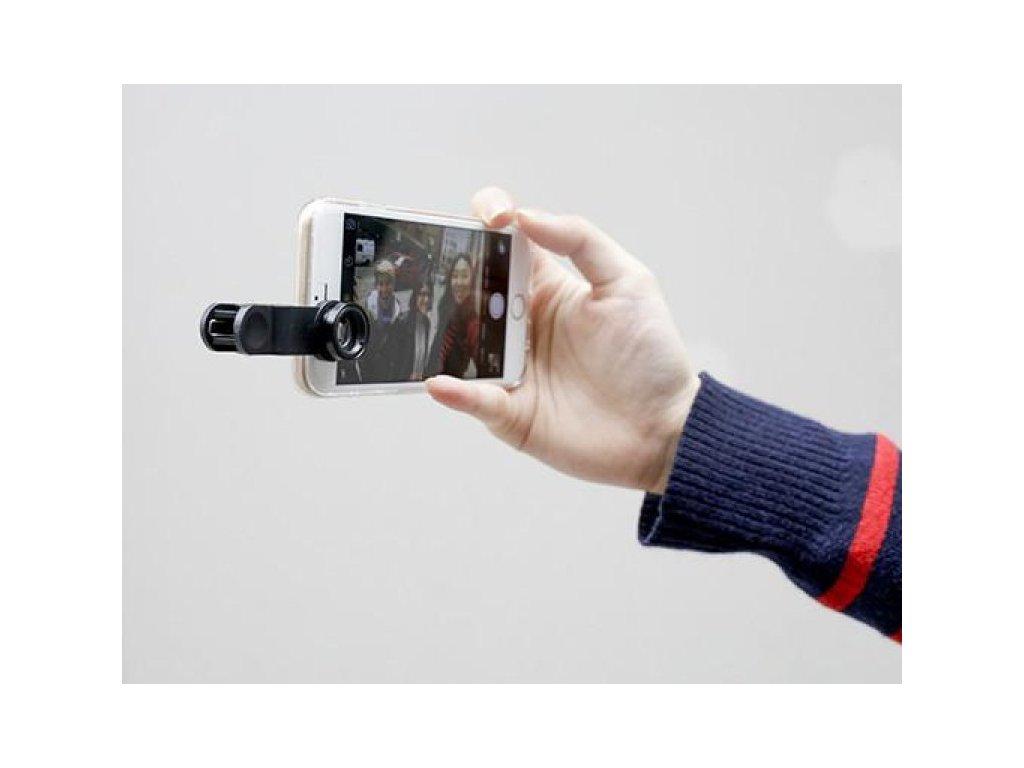 15674 4 sada objektívu na mobil