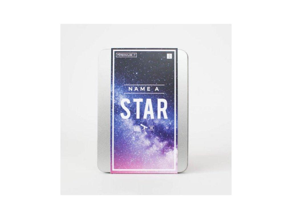 8669 9 Daruj hviezdu pomenovanie hviezdy
