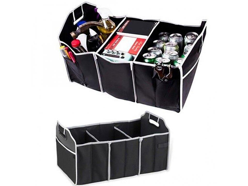 unikatny organizer do kufru auta