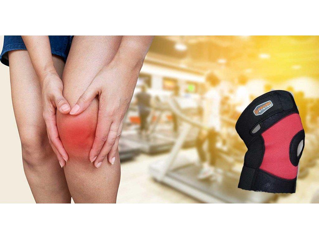 terapeuticka bandaz na koleno