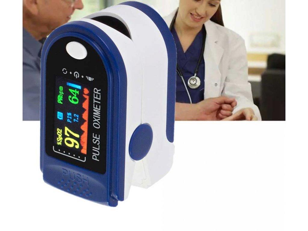 oximeter pulzny