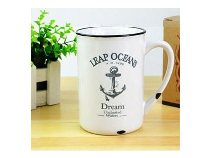 Porcelánový-retro-hrnček --- Ocean-na-Deminas