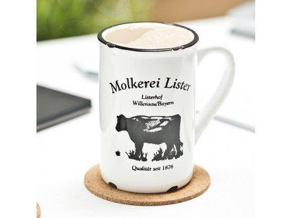 Porcelánový-retro-hrnček --- Milk-cow-na-Deminas
