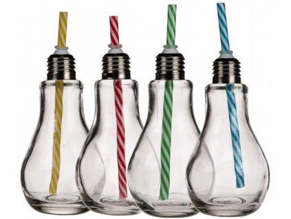 Pohár-s-slamkou-žiarovkami-250ml-na-Deminas