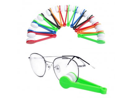 Jednoduche čistenie okuliarov
