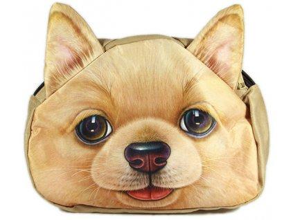 3D-kabelka-pes --- Pes-červenovlasý-na-Deminas