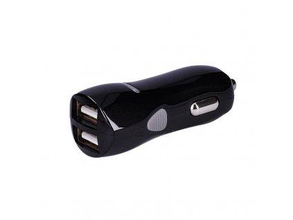 15485 3 Solight USB nabíjací autoadaptér 2x usb 3100ma max dc 12 24v bilosedivy