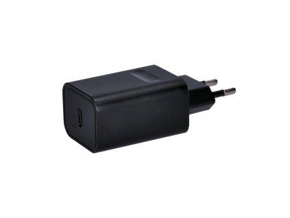 15518 3 Solight usb nabíjací adaptér 1x usb type c 5v 3a 9v 2a 15v 1 2a 18w max
