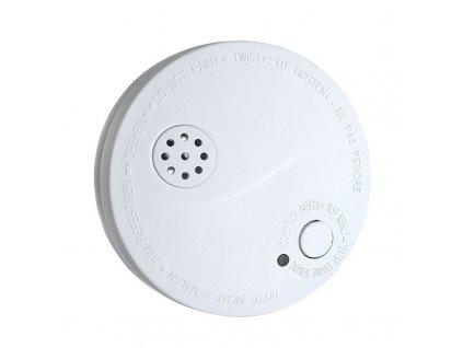15077 2 Solight detektor dymu alarm 85db bili 9v batérie
