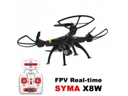 SYMA-X8CW-Wifi-FPV --- Velky-kvalitni-dron-s-online-prenosom-videa-na-Deminas
