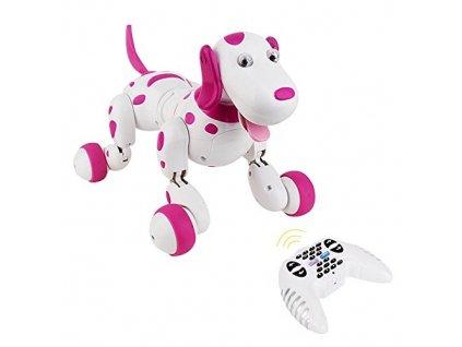 Robo-Dog --- Pes-na-diaľkovo-ovladani --- ruzova-na-Deminas