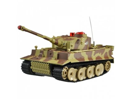 German-Tiger-1/24 --- infra-strely-na-Deminas