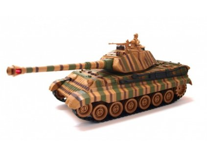 German-King-Tiger-v2-1: 28-2.4GHz-RTR-na-Deminas