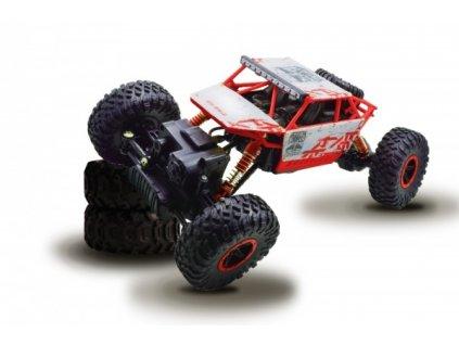 Conqueror-PRO-4x4 --- 80-minút-jazdy --- 1/18 --- maly-crawler-na-Deminas