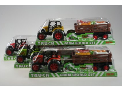 Traktor-sa-zvieratko-na-Deminas