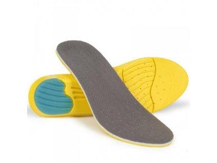 Zdravotné vložky do topánok - Veľkosť (Variant S (33-38))