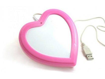 Deminas-USB-ohrievač-napojov-Srdce