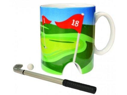 Sportove-hrnček --- golf-na-Deminas