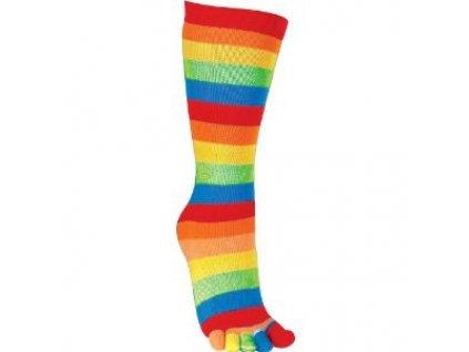Pruhované-prstové-ponozky-na-Deminas