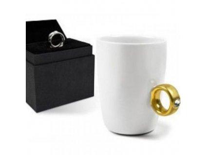 Porcelánový-Salek --- prsteň-na-Deminas