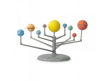 Planetarium --- model-k-zostavenie-na-Deminas