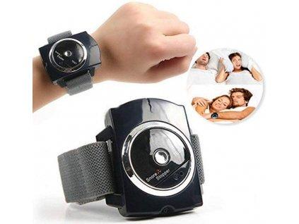 jedinecne hodinky proti chrapaniu