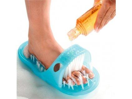 1484 5 cistici pantofle do koupelny