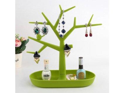 Strom-na-sperky --- zeleny-na-Deminas