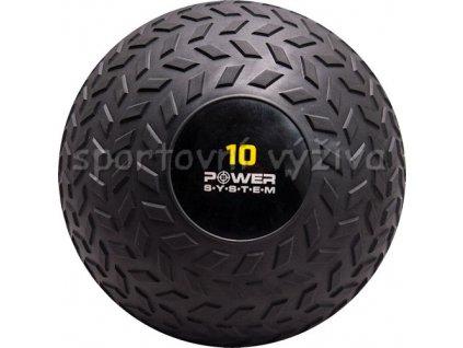 9963 powersystem posilovacia mic slam ball 10kg