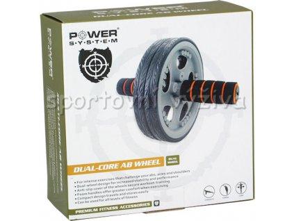 9672 Posilňovacie koliesko dual core ab wheel