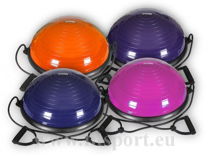 Balančná lopta BALANCE BALL (Variant SET-orange)
