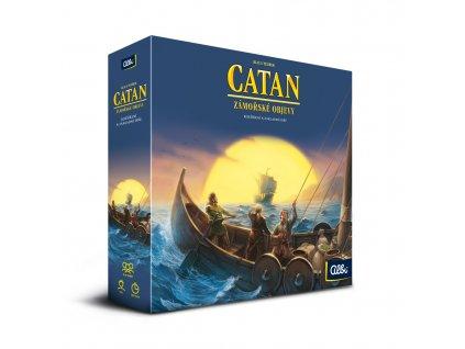 Catan --- zámorský-objavy-na-Deminas