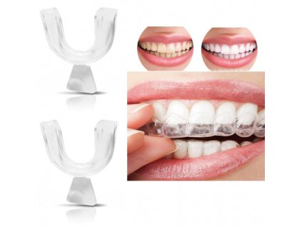 dlaha proti skripaniu zubov 2X