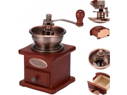 kvalitny rucny mlyncek na kavu
