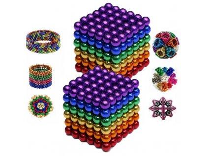 jedinecne magneticke gulicky 2x