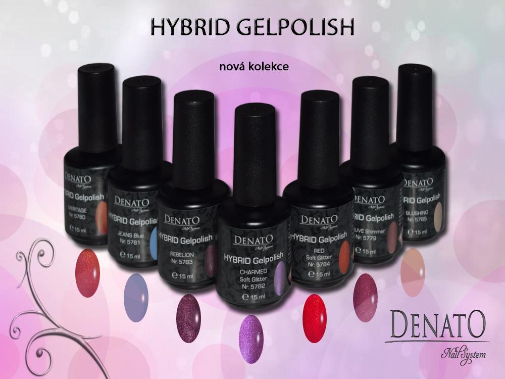 Nová kolekce HYBRID Gelpolish
