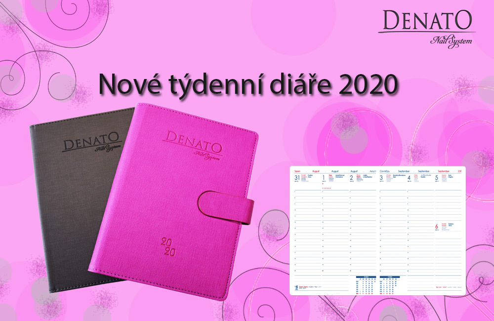 Diář 2020