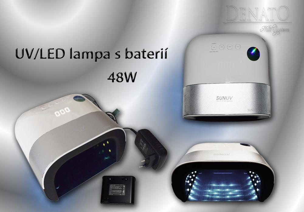 UV LED lampa