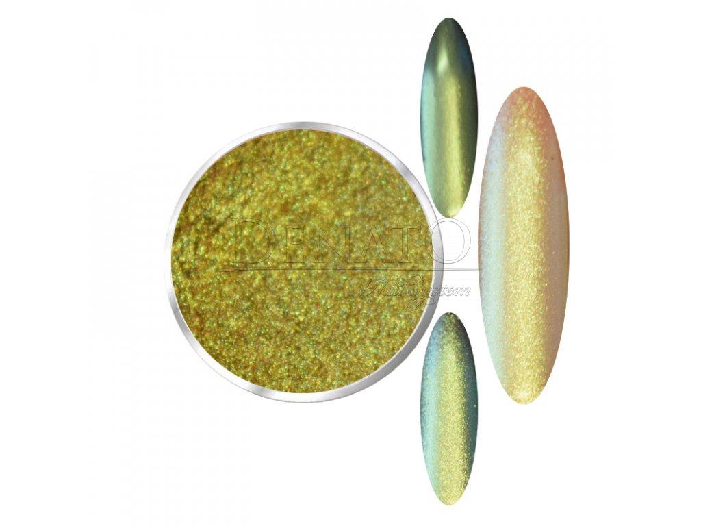 Chameleon 7 - Golden*Blue*Champagne  Pigmenty