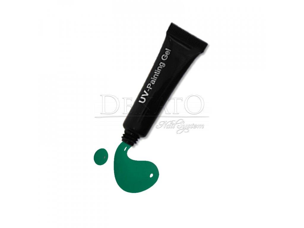 3502 Sap Green painting gel