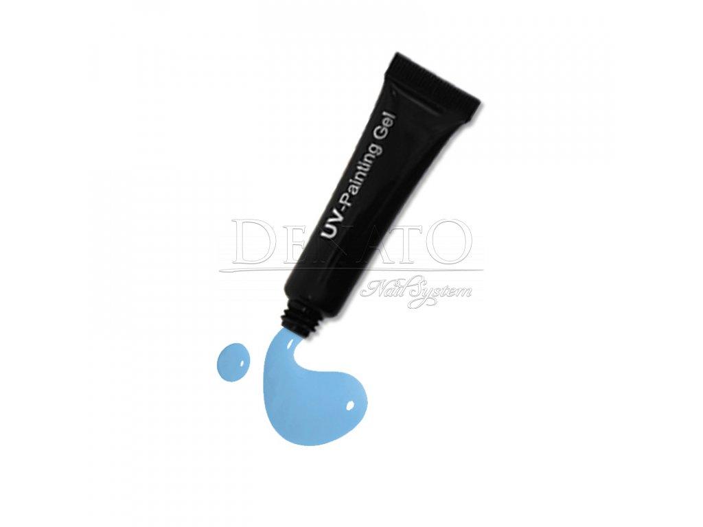 3510 Sea Blue painting gel